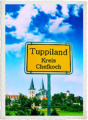 Tuppiland - die ultimative Tupperware-Welt