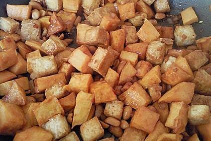 Bataten Tofu Pfanne 2