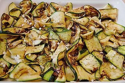 Marinierte Zucchini 23