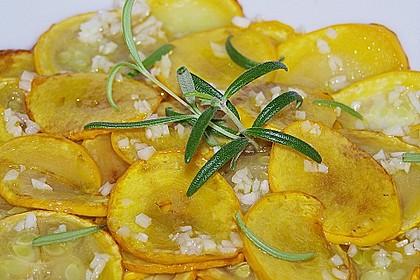 Marinierte Zucchini 28