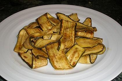 Marinierte Zucchini 11