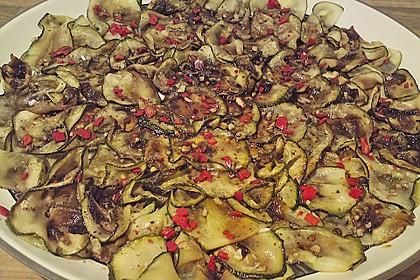 Marinierte Zucchini 15