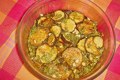 Marinierte Zucchini 29