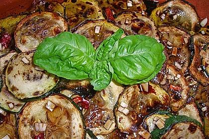 Marinierte Zucchini 10