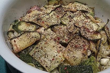 Marinierte Zucchini 9