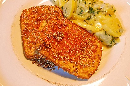 Tofu-Schnitzel 3