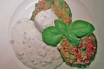 Hirsepfanne mit Joghurtsoße 26