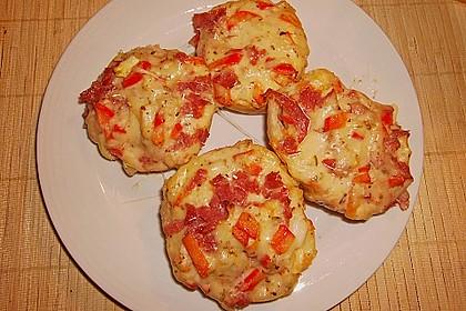 Pizzabrötchen 2