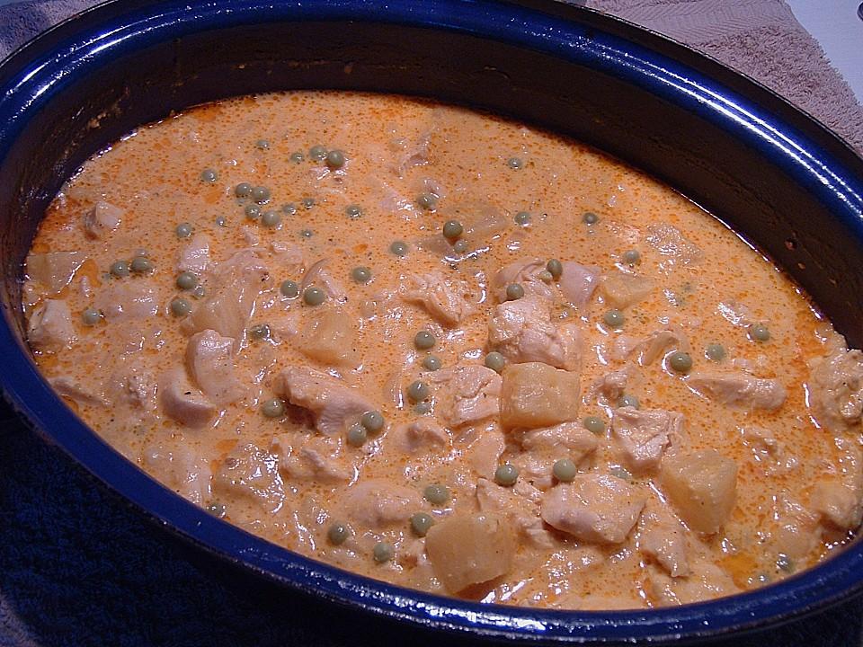 Ofen Curry Von Jack Chefkochde
