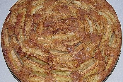 Amerikanischer Apfelkuchen 13