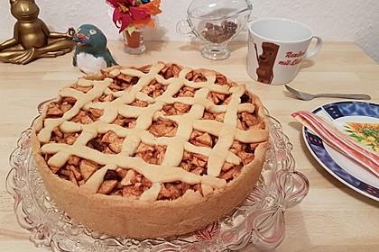 Amerikanischer Apfelkuchen 2