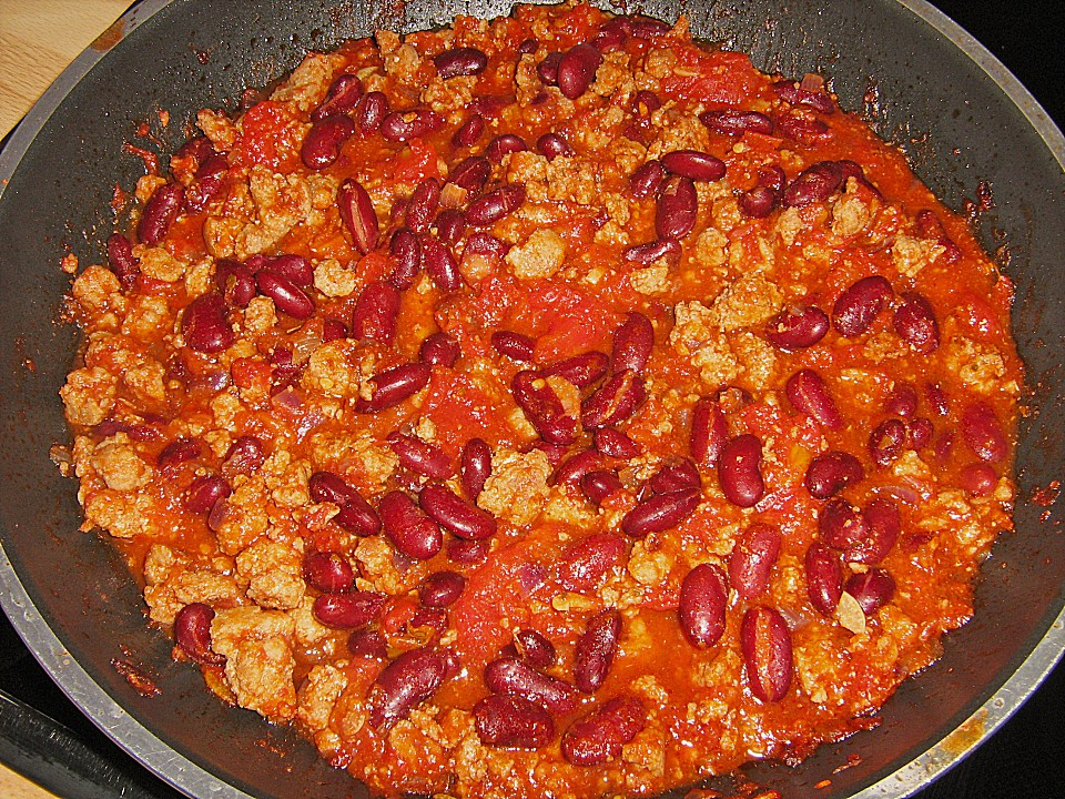 Chili Con Carne Von Ela Chefkoch