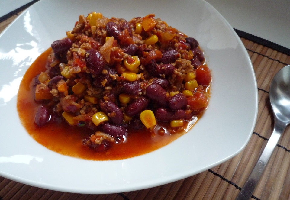 Chili Con Carne à La Monsieur Von Ela Chefkoch