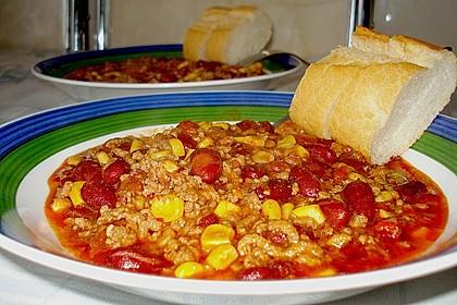 Chili con carne mexikanisch 1