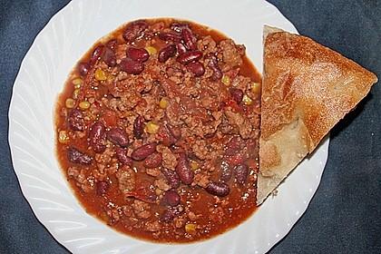Chili con carne mexikanisch