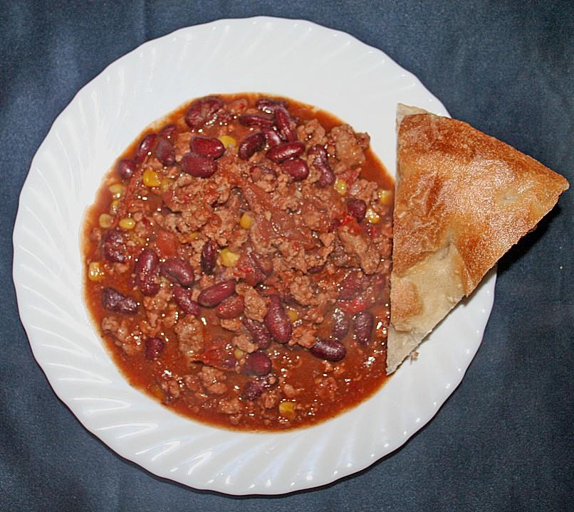 Chili Con Carne Mexikanisch Von Sonja Chefkoch De