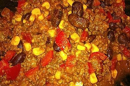 Chili con carne mexikanisch 10
