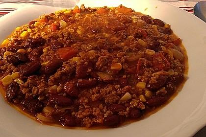 Chili con carne mexikanisch (Bild)