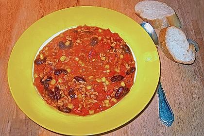 Chili con carne mexikanisch 11