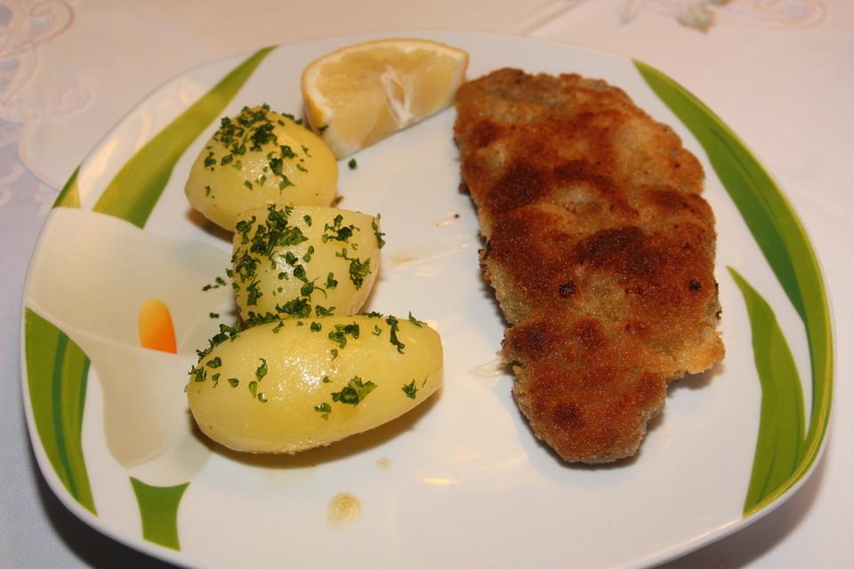 Das Echte Wiener Schnitzel Von Sonja Chefkoch