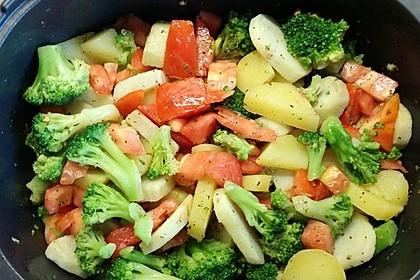 Brokkoli-Kartoffel-Auflauf 22