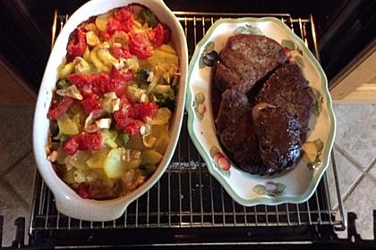Brokkoli-Kartoffel-Auflauf 23