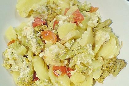 Brokkoli-Kartoffel-Auflauf 35