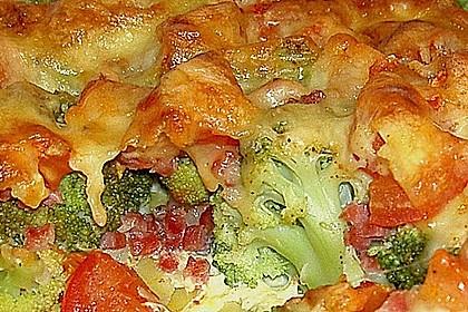 Brokkoli-Kartoffel-Auflauf 16