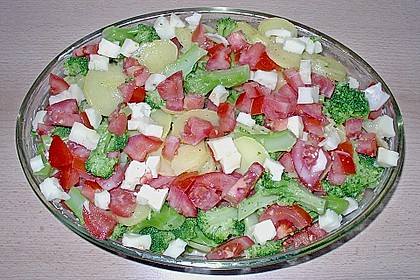 Brokkoli-Kartoffel-Auflauf 25