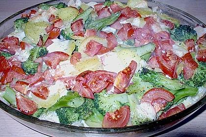 Brokkoli-Kartoffel-Auflauf 18