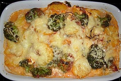 Brokkoli-Kartoffel-Auflauf 33