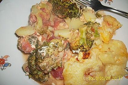 Brokkoli-Kartoffel-Auflauf 31