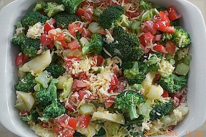 Brokkoli-Kartoffel-Auflauf 17