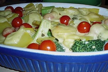 Brokkoli-Kartoffel-Auflauf 19