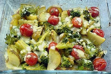 Brokkoli-Kartoffel-Auflauf 20