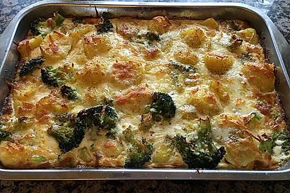 Brokkoli-Kartoffel-Auflauf 21