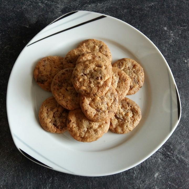 Schoko Nuss Cookies Von Béatrice Chefkoch