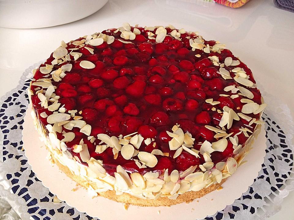 Himbeer Joghurt Torte Von Pitzwo Chefkoch De