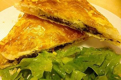 Griechische Blätterteig-Spinat-Taschen 13