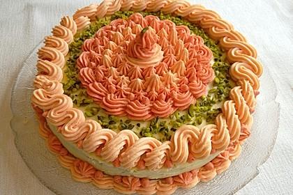 Karottenkuchen (Bild)