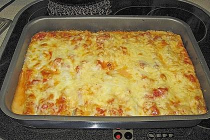 Cannelloni mit Gemüse-Hackfleisch-Füllung 2