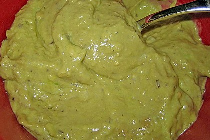 Avocado-Dip (Bild)