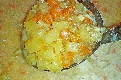 Polnische Gurkensuppe 8