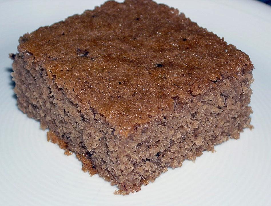 Schokoladenkuchen Auf Blech Von Beatrice Chefkoch De