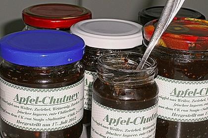 Apfel-Chutney 8