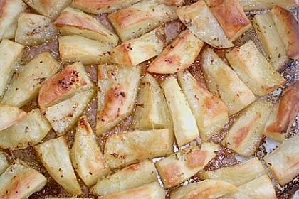 Gebackene Knoblauchkartoffeln 14