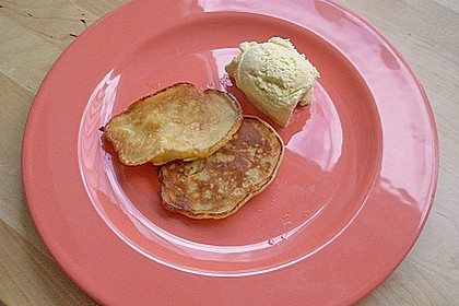 Apfel-Bananen-Pfannkuchen 8