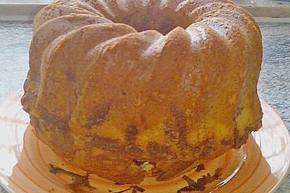 Marmorkuchen mit Nougatcreme 41