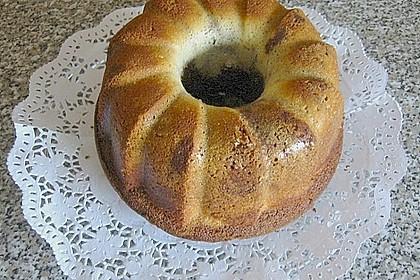Marmorkuchen mit Nougatcreme 31