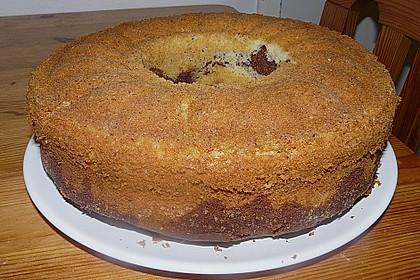 Marmorkuchen mit Nougatcreme 36
